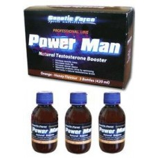 Genetic Force Power Man