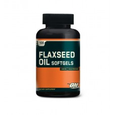 Flaxseed Oil SoftGels 1000 mg